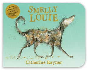 Smelly Louie - Board Book