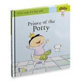 BOOK - Now I'm Growing: Prince of the Potty