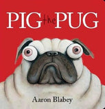 BOOK - Pig the Pug -  Board Book