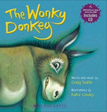 The Wonky Donkey Board Book (with CD)