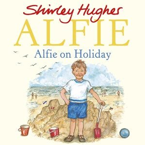Alfie on Holiday - Picture Book - Paperback