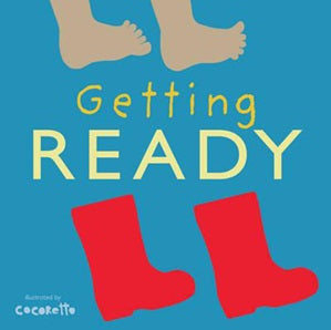 Getting Ready - Sensory Book