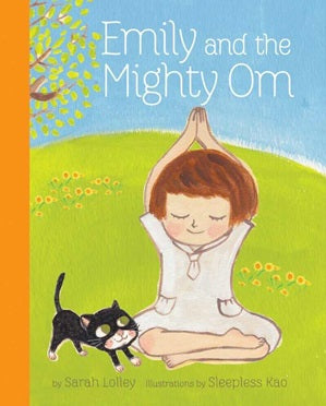 Emily and the Mighty Ome - Picture Book
