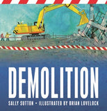 BOOK - Demolition - Board Book