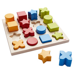 HABA - Sorting Game - Shape Mix