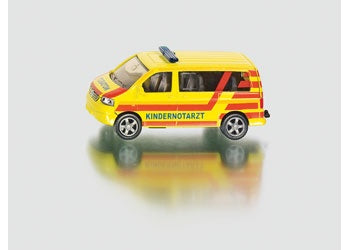 SIKU - Volkswagen Children Emergency Ambulance - 1462