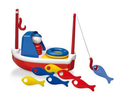AMBI TOYS Fishing Boat Set