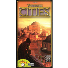 7 WONDERS CitiesBoard Game
