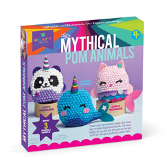 ANN WILLIAMS  - Craft-tastic DIY Mythical Pom Pom Animals