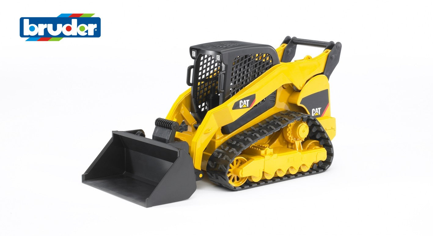 BRUDER - CATERPILLAR Skid Steer Loader 02431