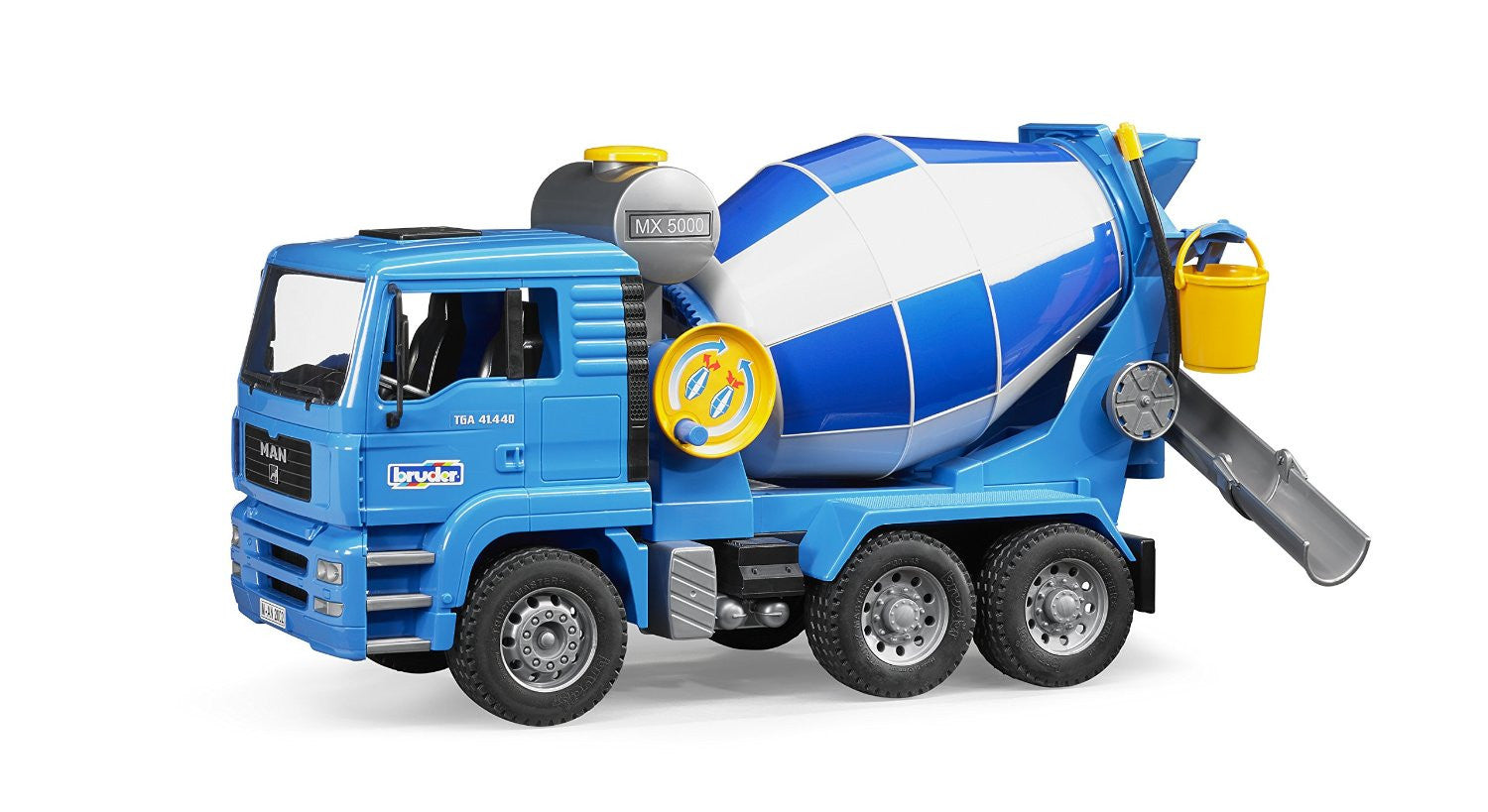 BRUDER - Man TGA Cement Mixer 02744