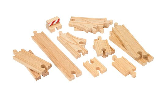 BRIO Tracks - Starter Pack - 13pc 33394