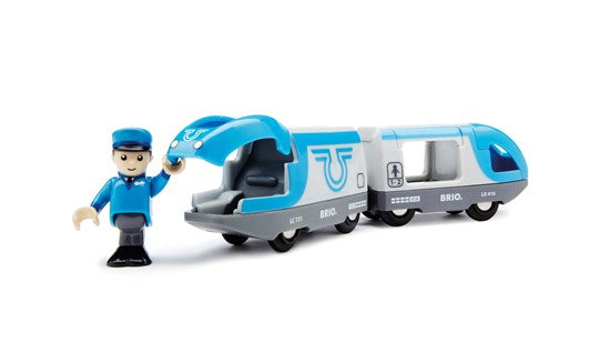 BRIO Travel Battery Train 33506