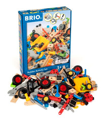BRIO - Builder Activity Set - 211 pieces