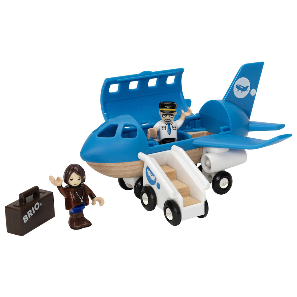 BRIO Airplane Boarding Set