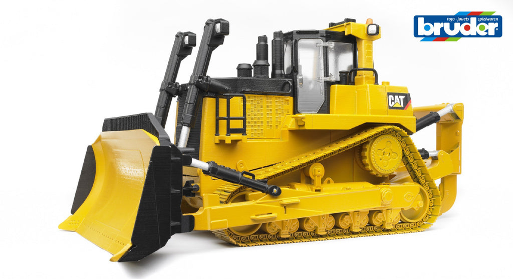 BRUDER - CATERPILLAR Large track Bulldozer w/ripper 02452