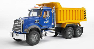 BRUDER - MACK Granite Tip Up Truck 02815
