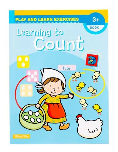 Gillian Miles - Workbook Learning to Count Book 1
