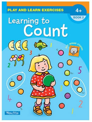 Gillian Miles - Workbook Learning to Count Book 2