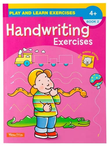 Gillian Miles - Workbook Handwriting Exercises 2