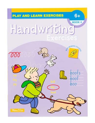 Gillian Miles - Workbook Handwriting Exercises 4