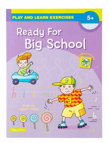 Gillian Miles - Workbook Ready for Big School