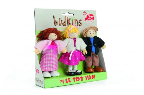 BUDKINS Children Set 3pc