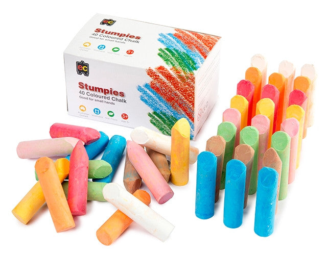 EC Chalk Stumpies 40