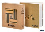 Kapla Book and Colours- Yellow & Green