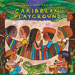 PUTUMAYO MUSIC Caribbean Playground CD