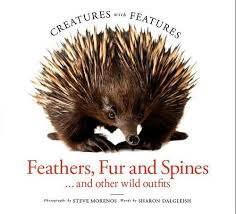 Creatures With Features: Feathers, Fur And Spines.... And Other