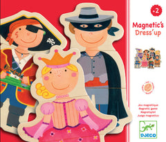DJECO Magnetics Dress Up Set