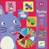 DJECO Games Tactilo Lotto