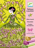 DJECO Art Kits Glitter Boards - Dresses