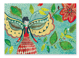 DJECO Art Kit - Foil Pictures - Fireflies