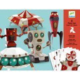 DJECO Paper Toys Spacecraft