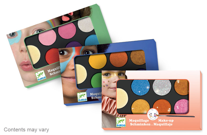DJECO - Face & Body Art Palette each