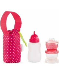COROLLE - Grand Poupons - Accessories - Travel Mealtime Box