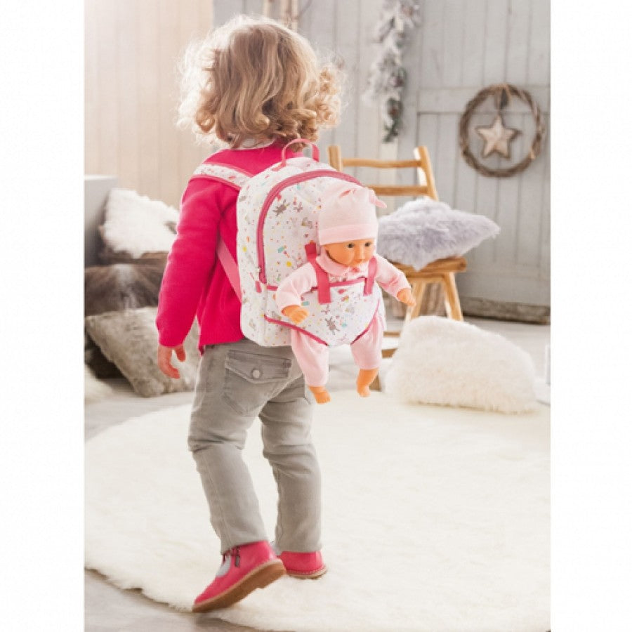 COROLLE – Mon Premier - Accessories _ Baby Doll Carrier Backpack