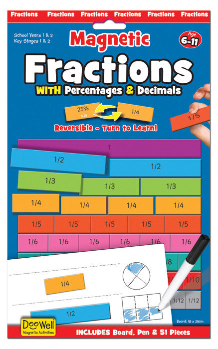 FIESTA CRAFTS Doowell Magnetic Fractions