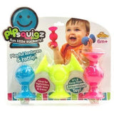 FAT BRAIN TOYS - PipSquigz - Rattle & Teether