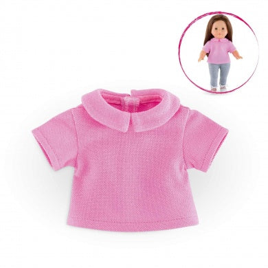 COROLLE MaCorolle - Clothing - Polo Shirt Pink -  36cm