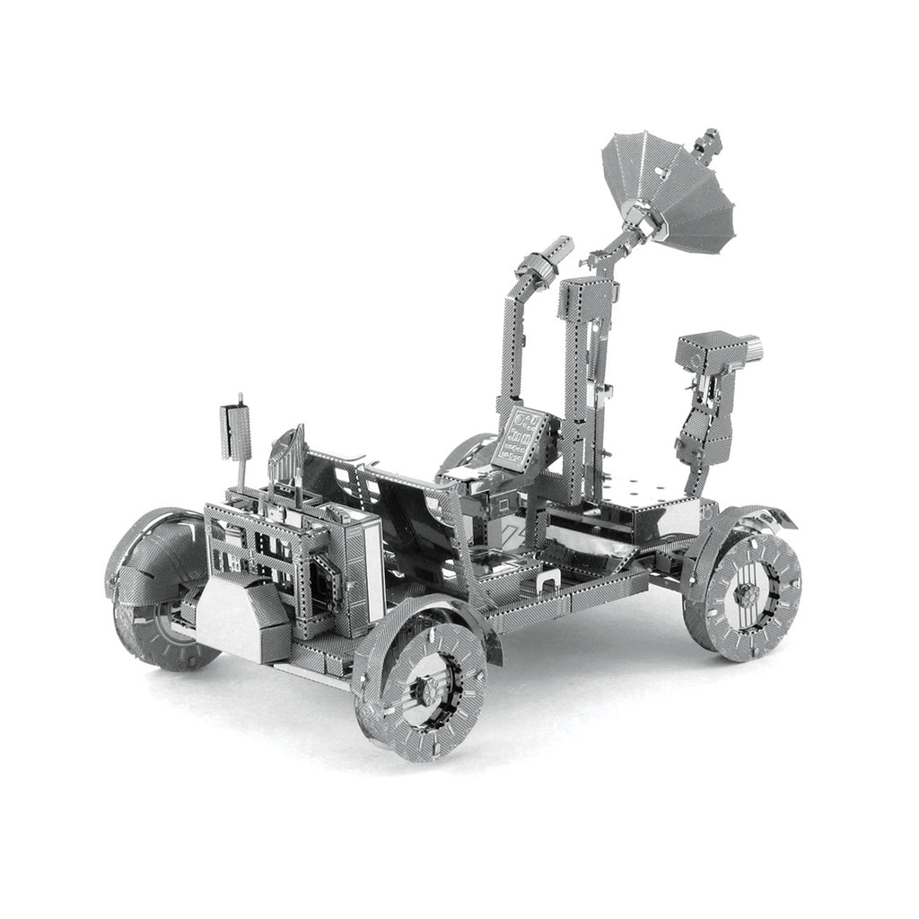 METAL EARTH Apollo Lunar Rover - 3D Model
