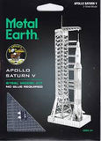 METAL EARTH Apollo Saturn V with Gantry - 3D Models