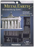 METAL EARTH  Brandenburg Gate - 3D Model