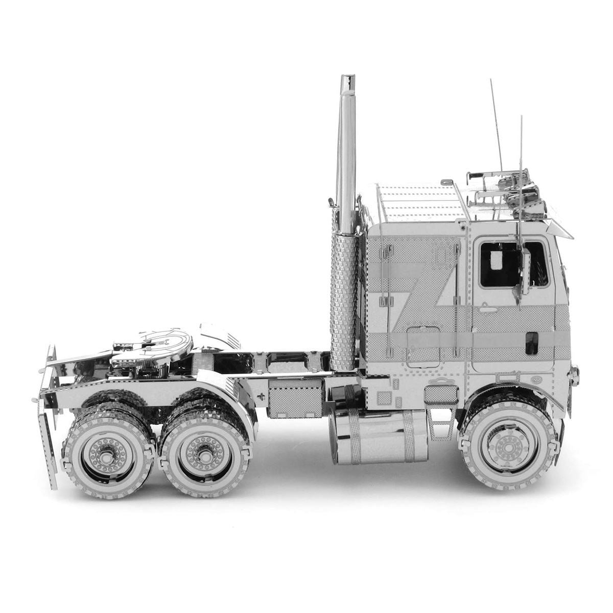 METAL EARTH Freightliner COE Truck - 3D Model