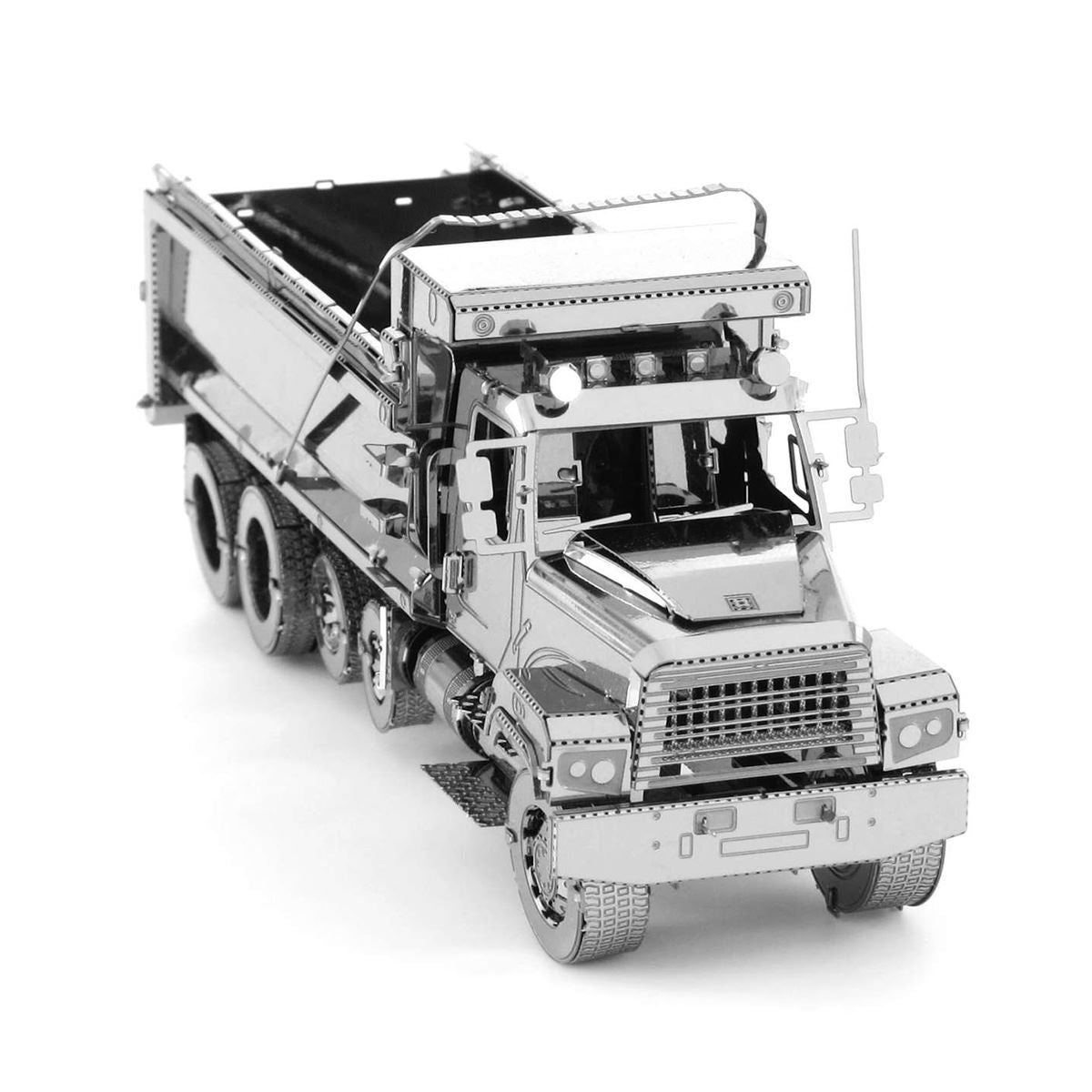 METAL EARTH Freightliner 114SD Dump Truck - 3D Model