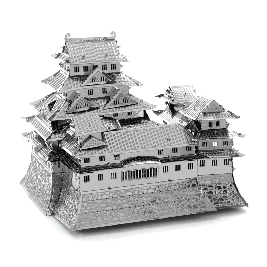 METAL EARTH Himeji Castle - 3D Model