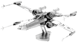 METAL EARTH Star Wars - X-Wing Star Fighter - 3D Model Kit