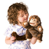 FOLKMANIS HAND PUPPETS Monkey Puppet